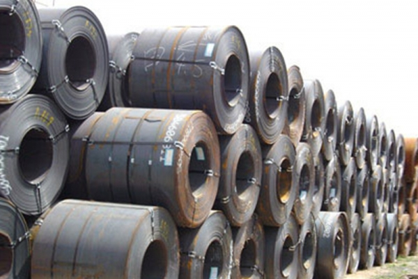山西Hot rolled steel coils