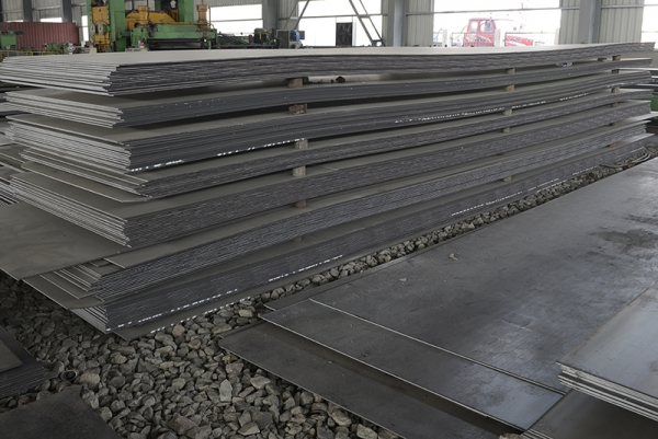 山西Hot rolled steel plates