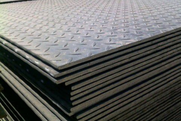 山西Chequered steel plates