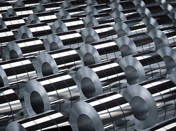 Steel plate sales company